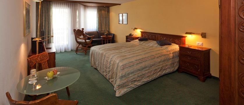 Hotel Allalin, Saas-Fee, Switzerland - typical double bedroom.jpg
